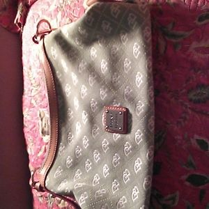 Dooney and Bourke Purse and Matching Wallet